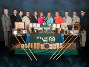 Livestock Judging Team at Colorado State University