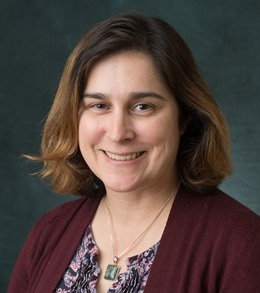 Personnel Photo of Amy Olymbia Charkowski