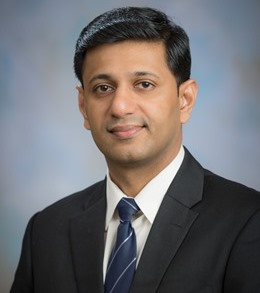 Personnel Photo of Mahesh  Narayanan Nair