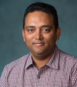 Personnel Photo of Pankaj  Trivedi