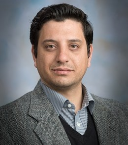 Personnel Photo of Reza  Keshavarz Afshar